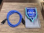 6N2P-3.5 Blue MEGANE/1.5m