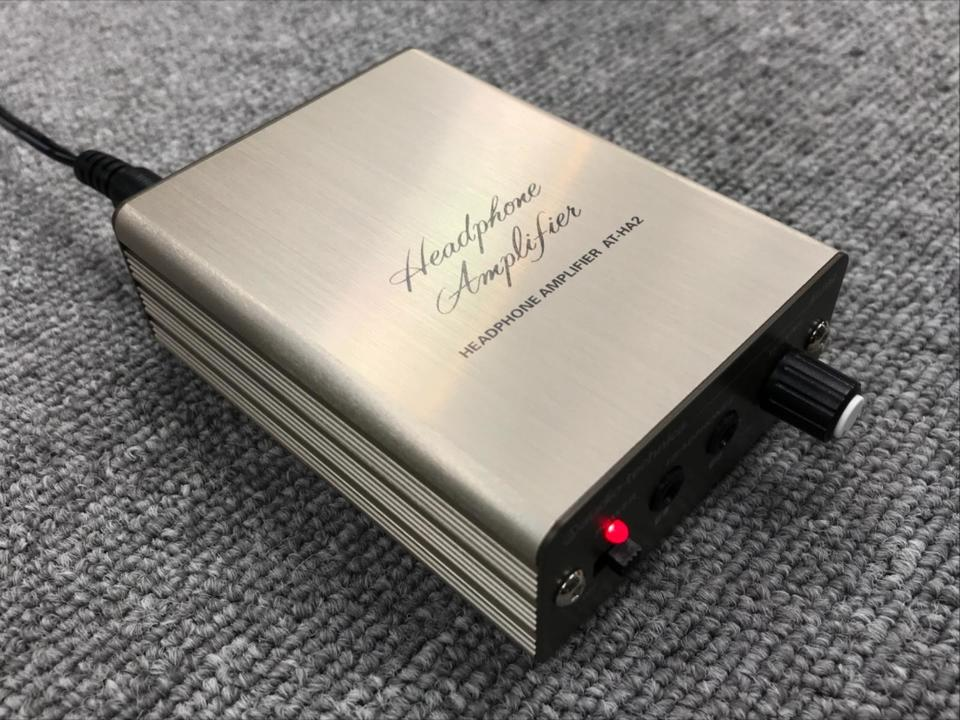 AT-HA2 audio-technica 画像
