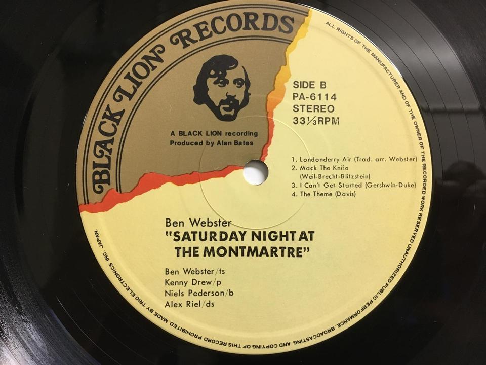 ジャズ サックス5枚セット  画像