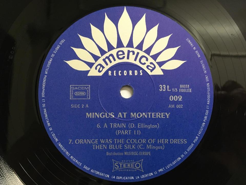 チャールズ・ミンガス(輸入盤)8枚セット チャールズ・ミンガス 画像