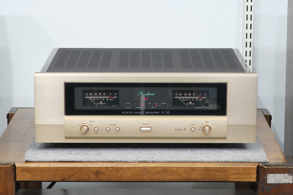 A-36 Accuphase 画像