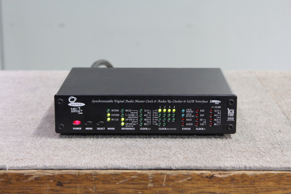 MC-3+USB MUTEC 画像