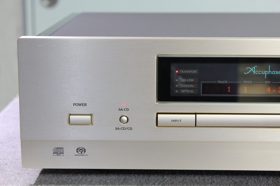 DP-600 Accuphase 画像