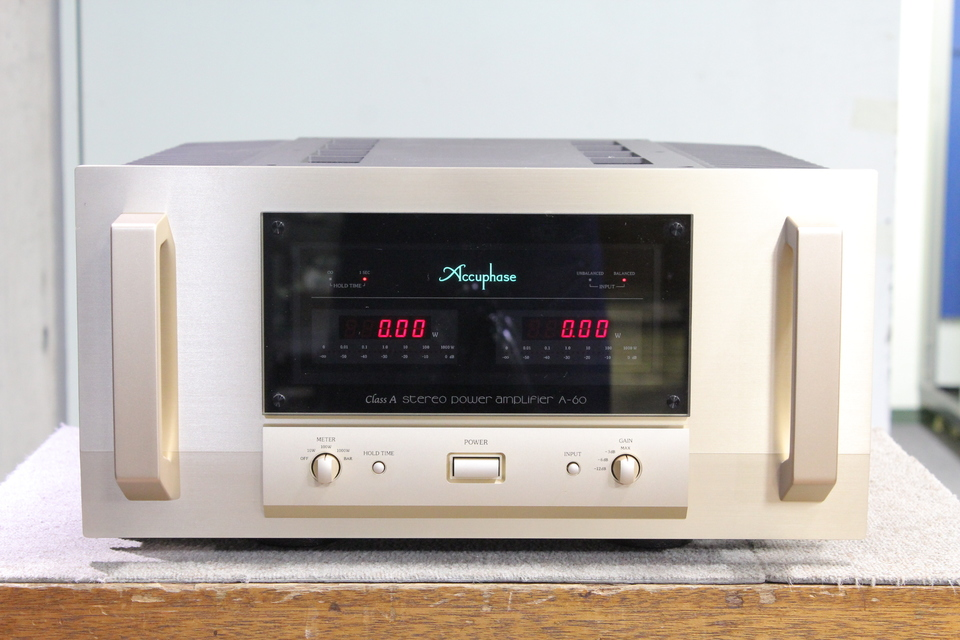 A-60 Accuphase 画像