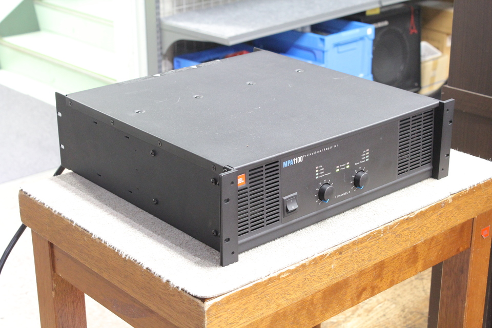 MPA1100 JBL 画像