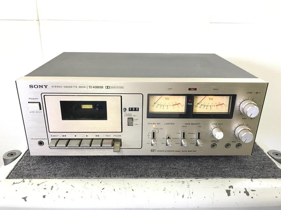 TC-4300SD SONY 画像