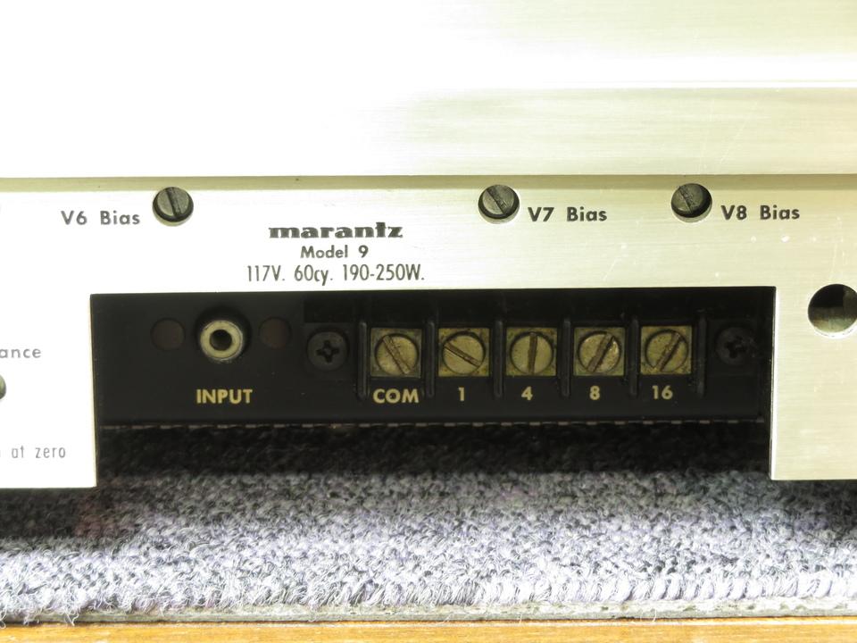 Model 9 marantz 画像