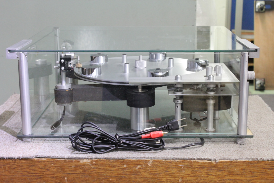 Transcriptor Turntable Michell Engineering 画像