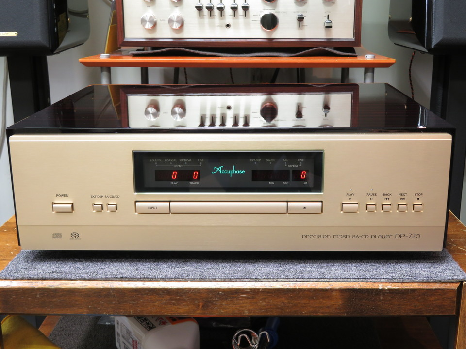 DP-720 Accuphase 画像
