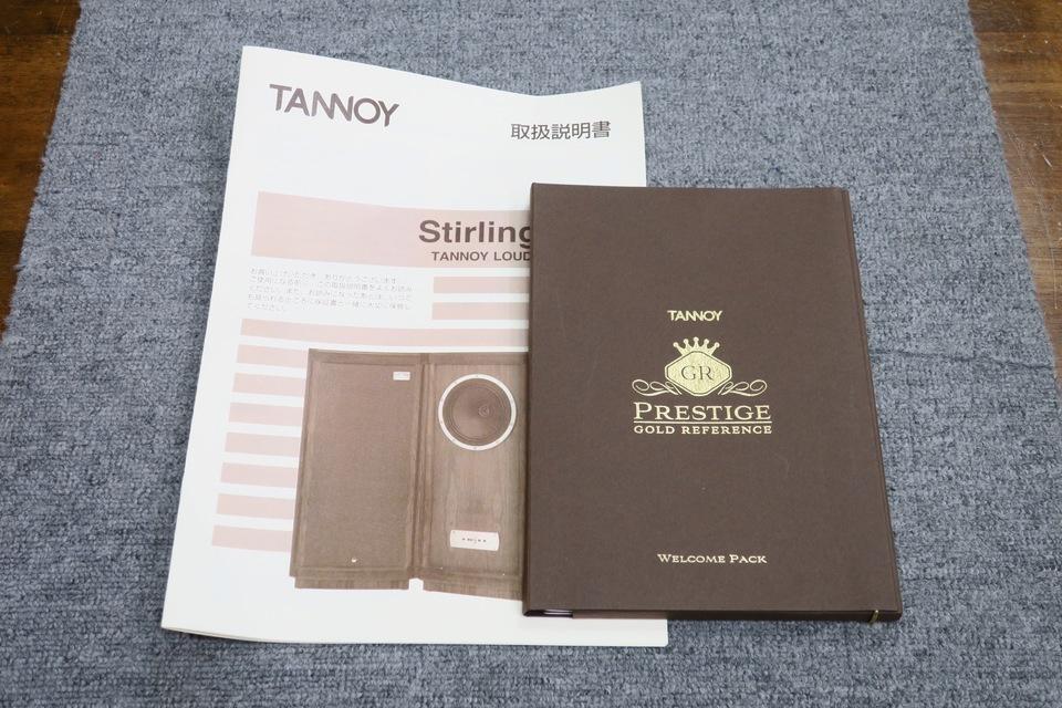 STIRLING/GR TANNOY 画像
