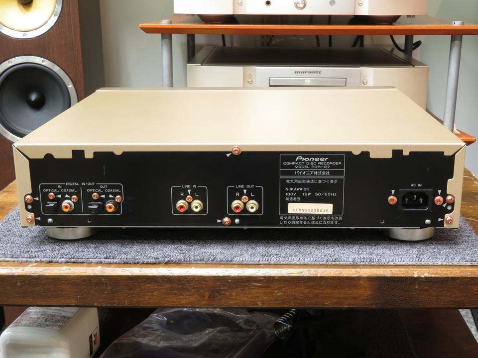 PDR-D7 Pioneer 画像
