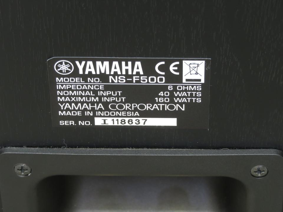 NS-F500 YAMAHA 画像