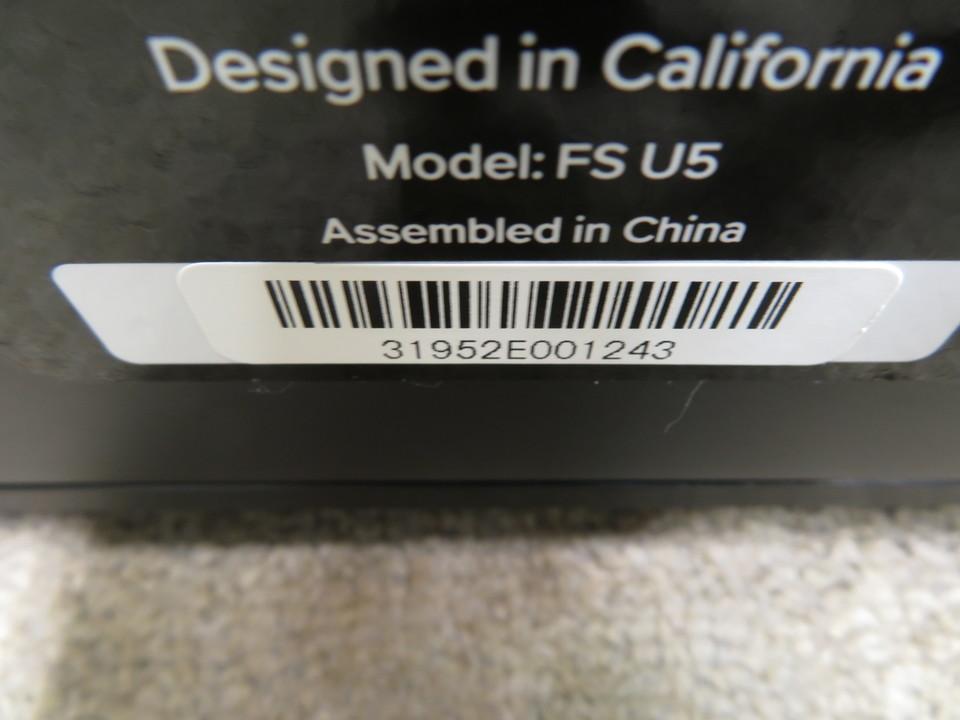FS U5 SLIM ELAC 画像