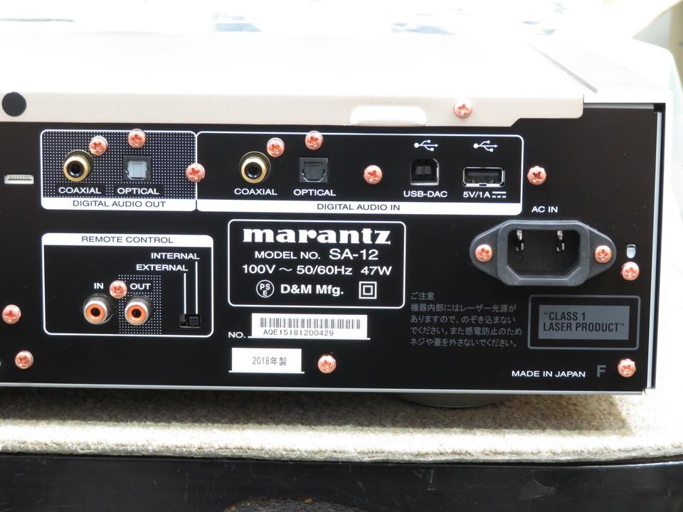 SA-12 marantz 画像