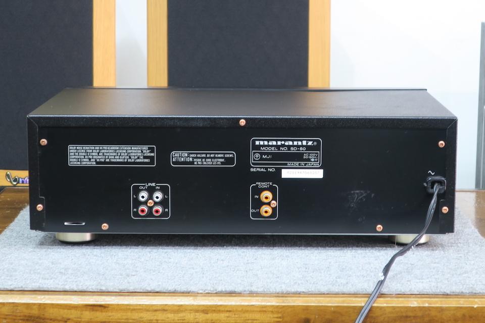 SD-50 marantz 画像
