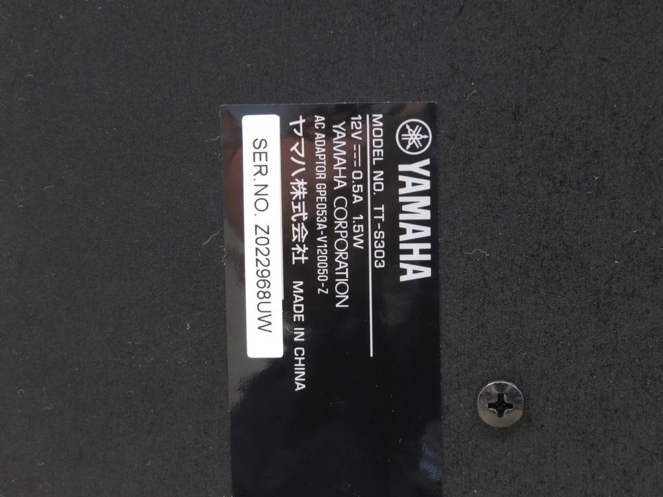 TT-S303 YAMAHA 画像