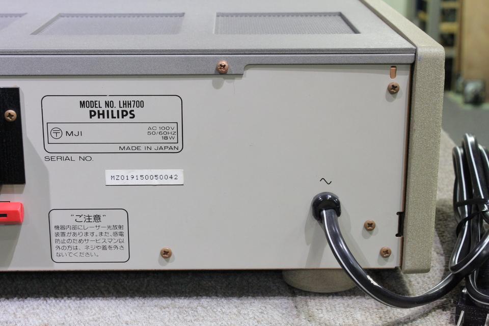 LHH700 PHILIPS 画像