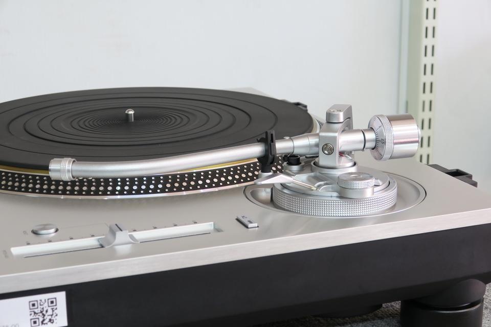 SL-1200G Technics 画像
