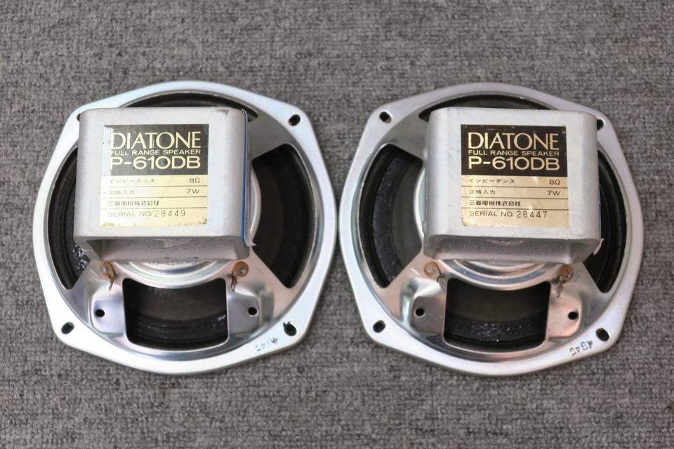 P-610DB DIATONE 画像