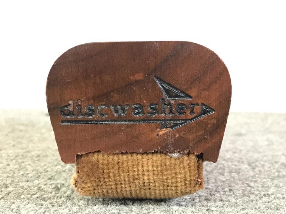 D4 discwasher 画像