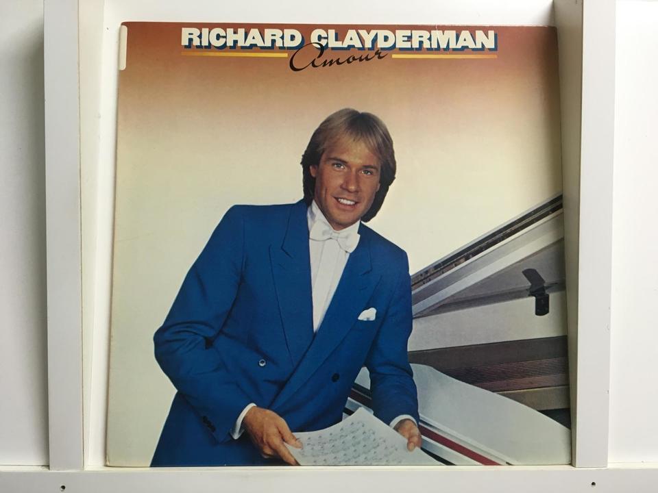 リチャード・クレイダーマン5枚セット  画像