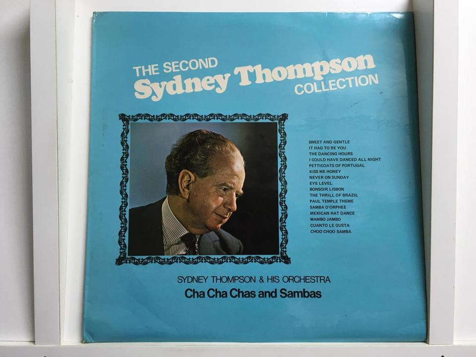 シドニー・トンプソン コレクション(輸入盤)9枚セット  画像