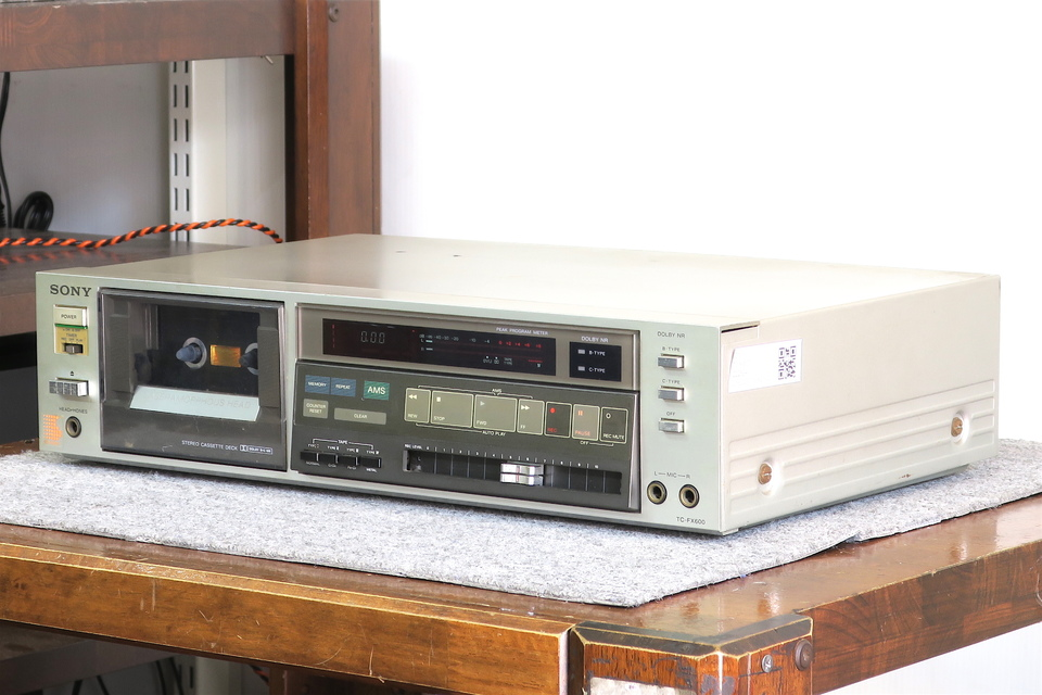 TC-FX600 SONY 画像