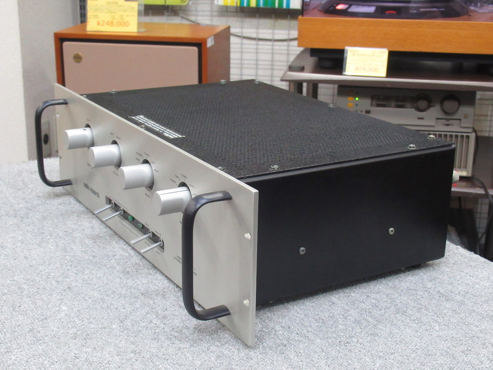 SP-6 audio research 画像