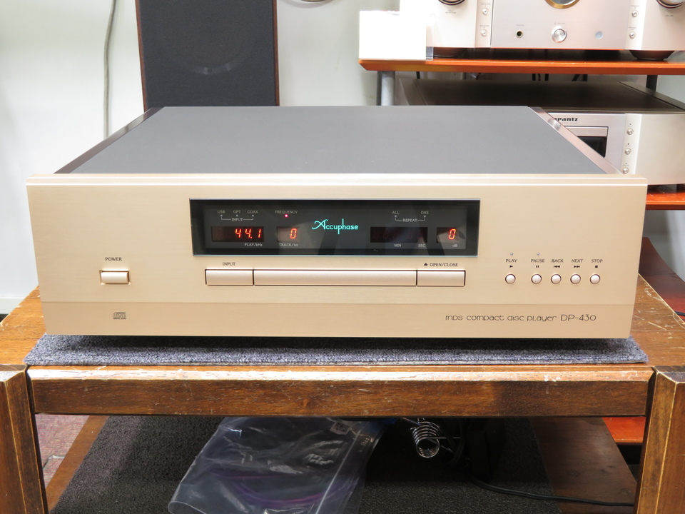 DP-430 Accuphase 画像