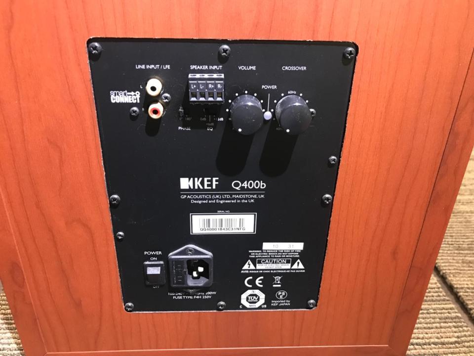 Q400b KEF 画像