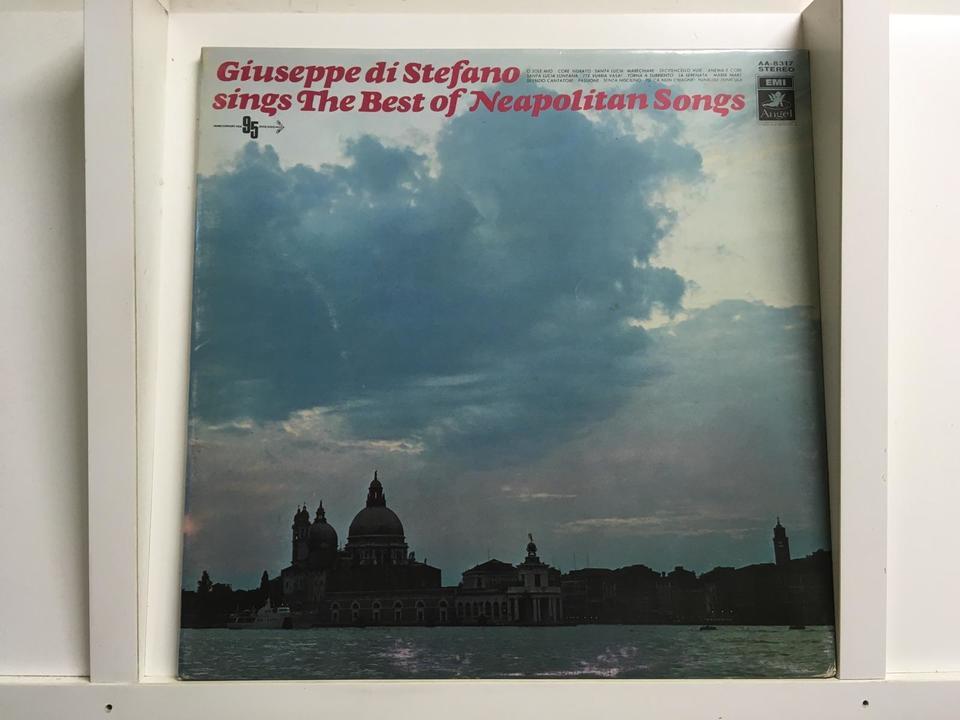 イタリア民謡5枚セット  画像