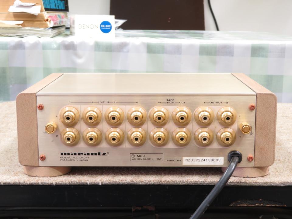 DAC-1 marantz 画像