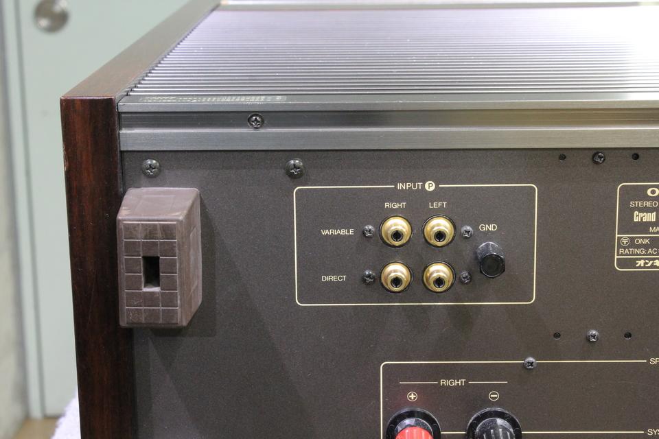 Integra M-510 ONKYO 画像