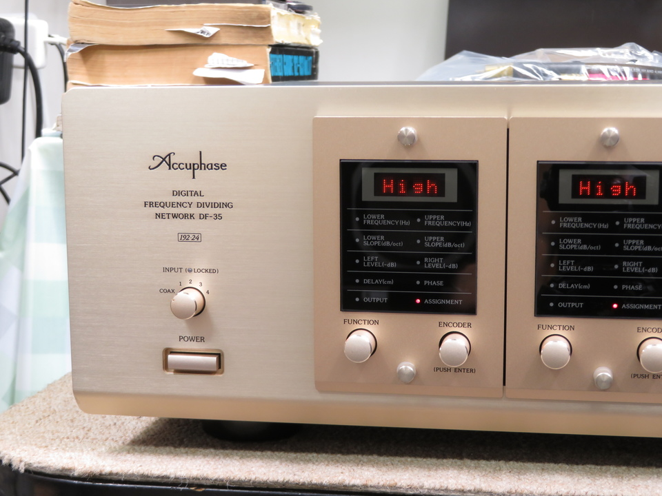 DF-35/3way Accuphase 画像