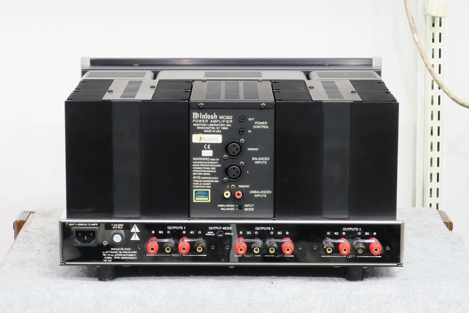 MC352 McIntosh 画像