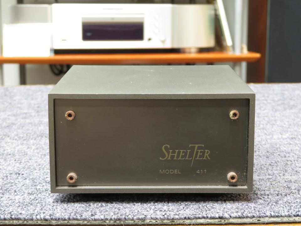 Model 411 SHELTER 画像