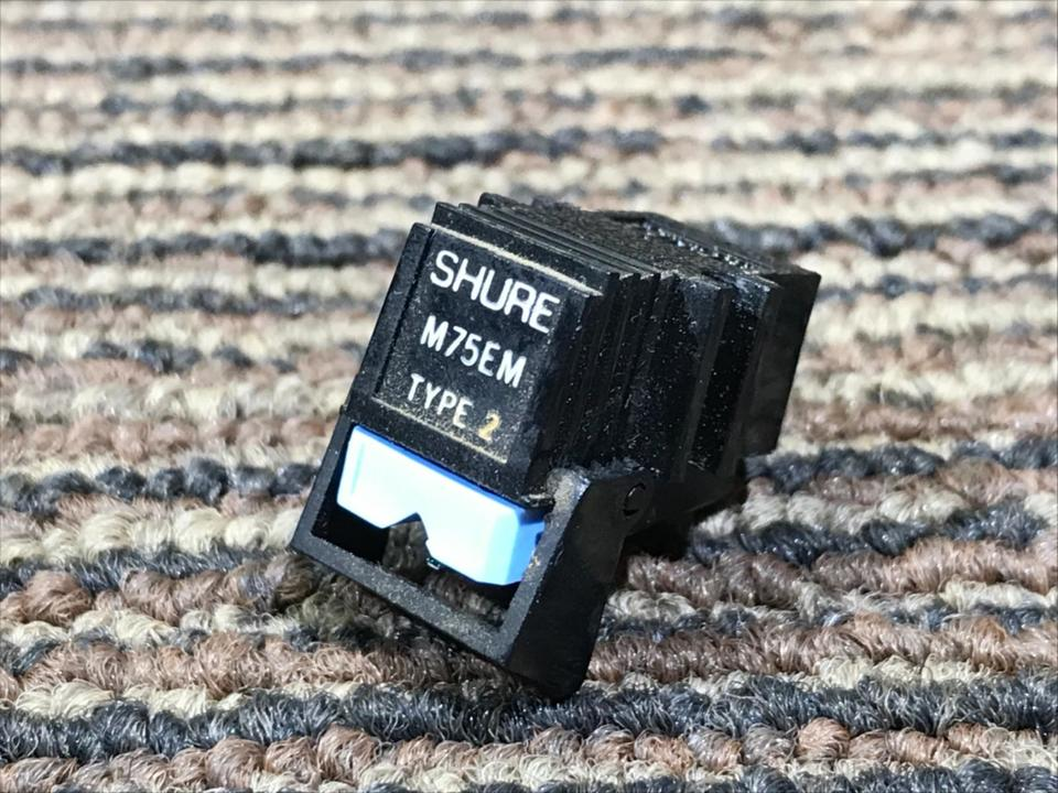 M75EM TYPE2 SHURE 画像
