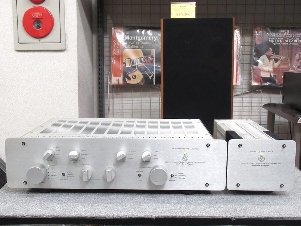 SA-5000 COUNTERPOINT 画像
