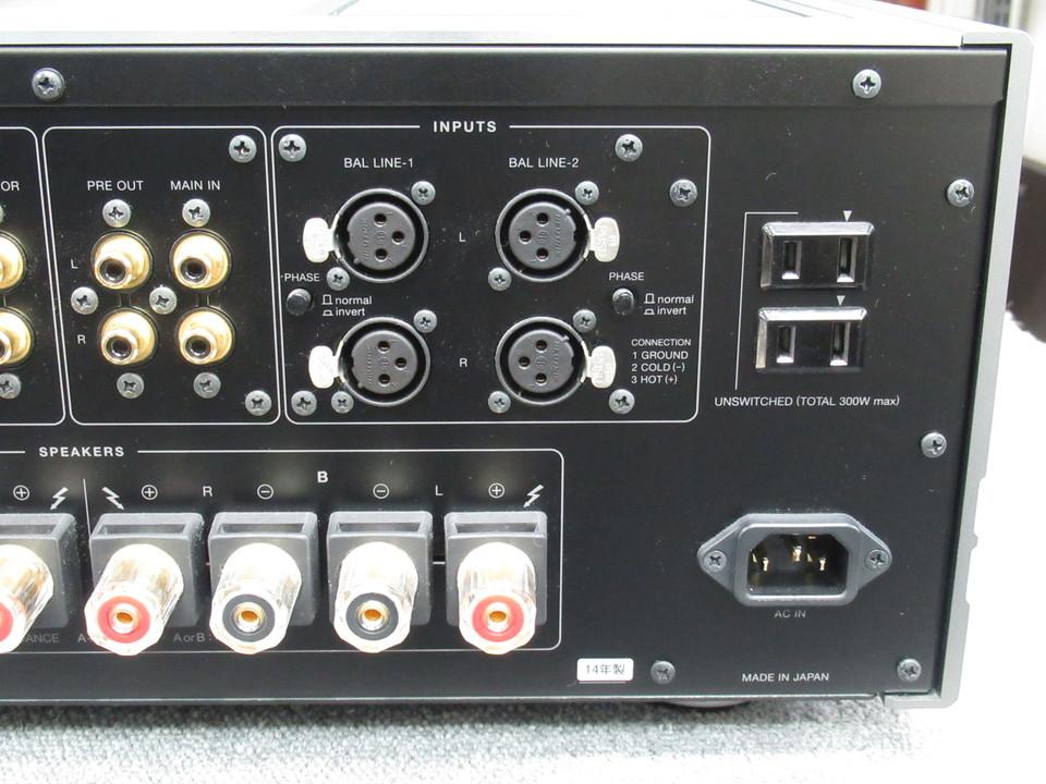 L-590AX LUXMAN 画像