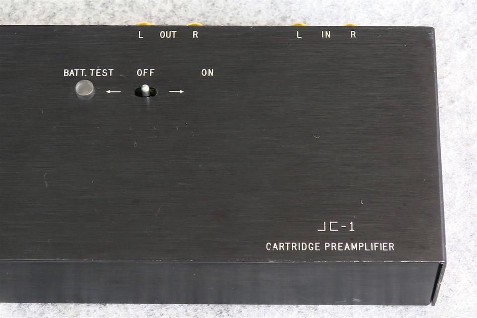 JC-1 Mark Levinson 画像