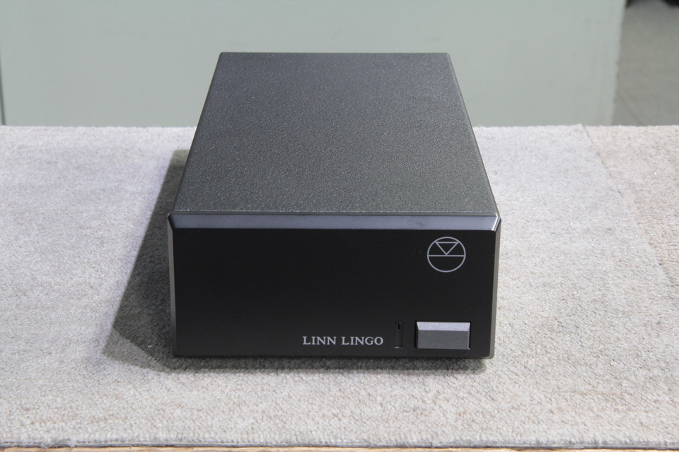 LP12+LINGO+EKOS LINN 画像