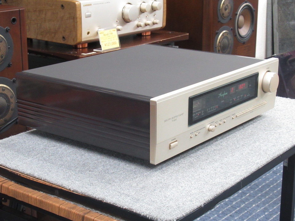 T-1100 Accuphase 画像