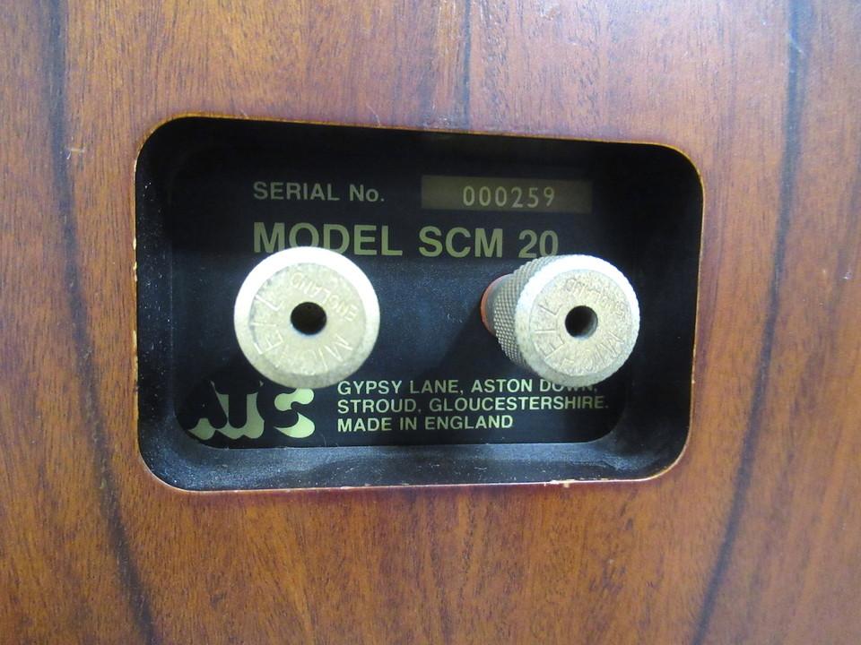 SCM20 ATC 画像
