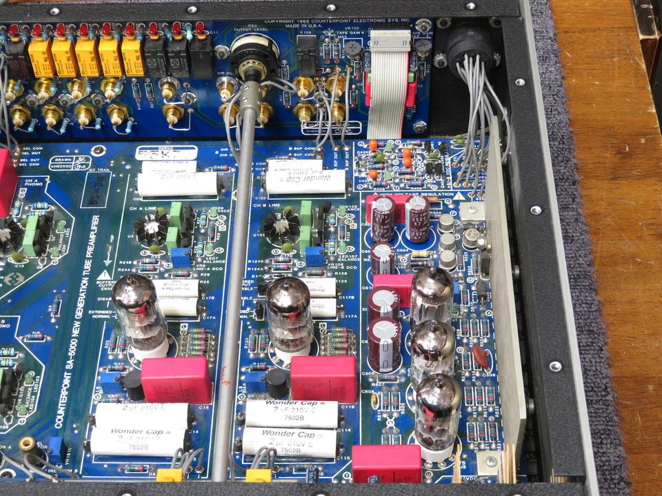 SA-5000 COUNTER POINT 画像