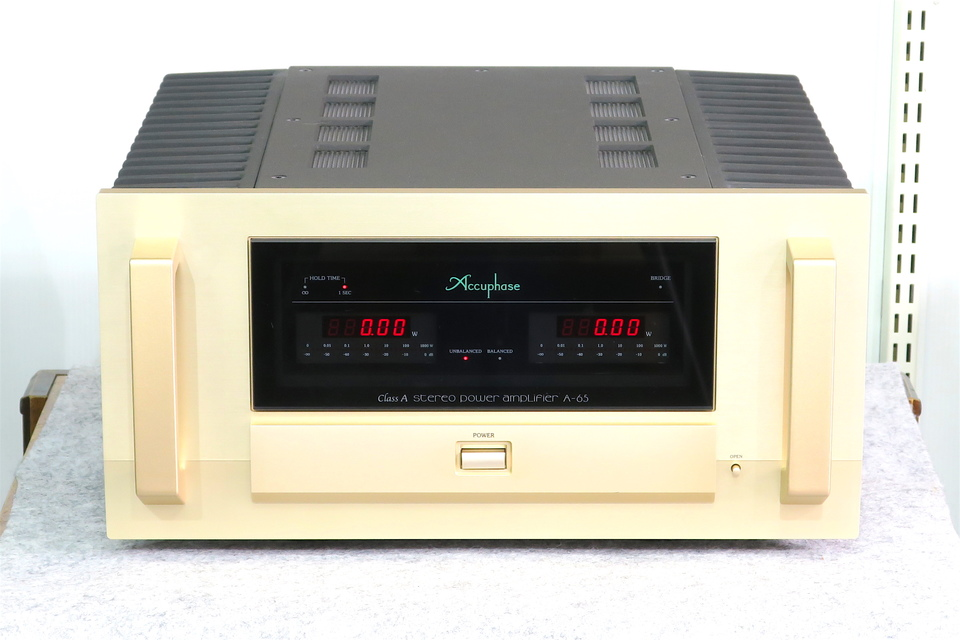 A-65 Accuphase 画像