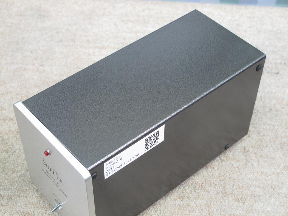 Model 216 SHELTER 画像