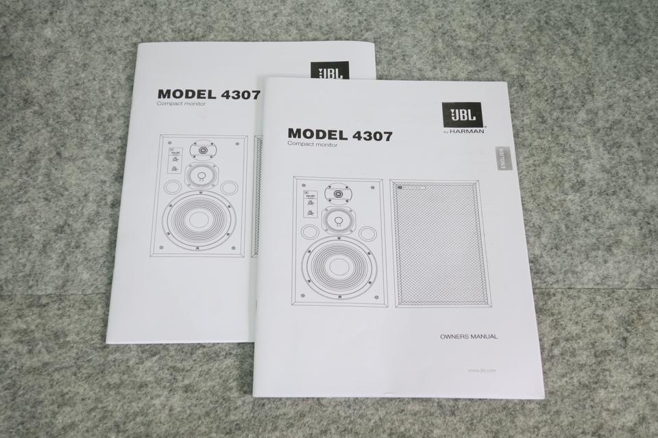4307 JBL 画像