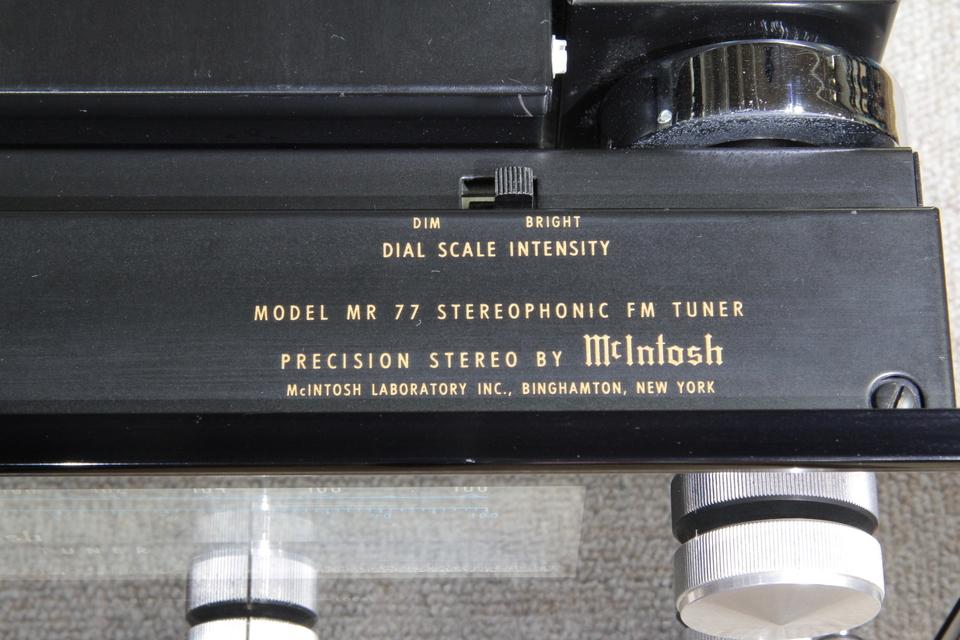 MR77 McIntosh 画像