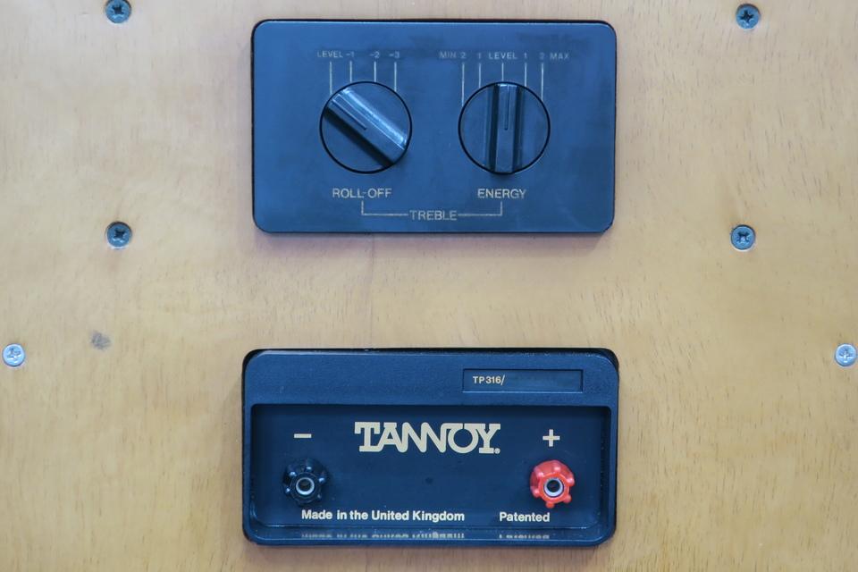 CORNER YORK type TANNOY 画像
