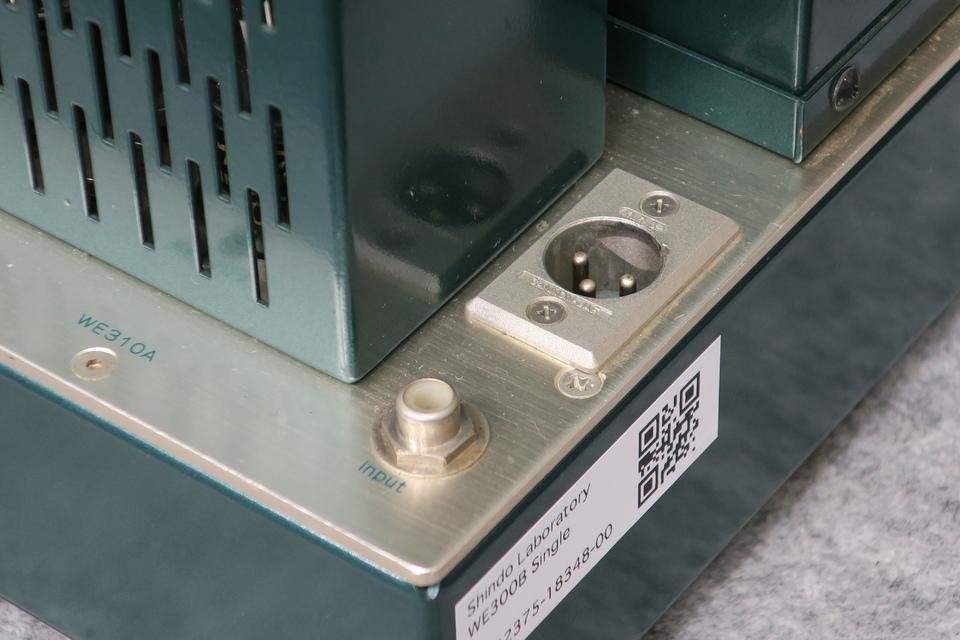 WE300B Single Shindo Laboratory 画像